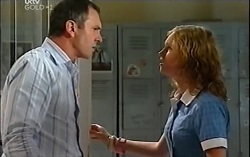 Karl Kennedy, Janae Timmins in Neighbours Episode 4729