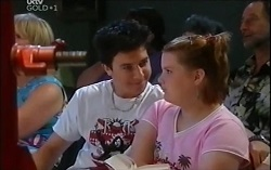 Stingray Timmins, Bree Timmins in Neighbours Episode 4729