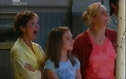 Susan Kennedy, Summer Hoyland, Janelle Timmins in Neighbours Episode 4729