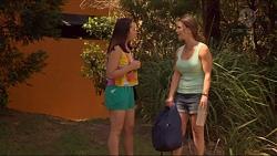 Imogen Willis, Amy Williams in Neighbours Episode 7312