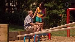 Doug Willis, Imogen Willis in Neighbours Episode 7312
