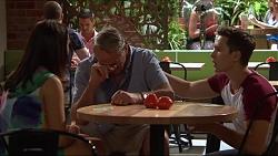 Imogen Willis, Doug Willis, Josh Willis in Neighbours Episode 7312