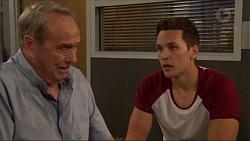 Doug Willis, Josh Willis in Neighbours Episode 7312