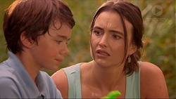 Jimmy Williams, Amy Williams in Neighbours Episode 7312