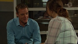 Paul Robinson, Amy Williams in Neighbours Episode 7312