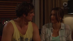 Kyle Canning, Amy Williams in Neighbours Episode 7313