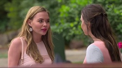 Xanthe Canning, Amy Williams in Neighbours Episode 7314