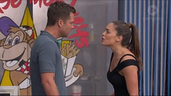 Mark Brennan, Paige Novak in Neighbours Episode 7314