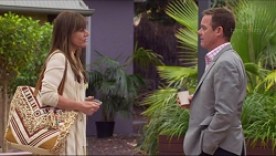 Nina Williams, Paul Robinson in Neighbours Episode 7314