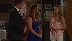 Kyle Canning, Amy Williams, Xanthe Canning in Neighbours Episode 7315