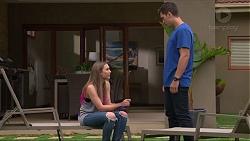 Piper Willis, Josh Willis in Neighbours Episode 7315