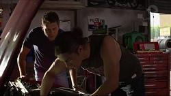 Mark Brennan, Tyler Brennan in Neighbours Episode 7316