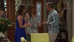 Amy Williams, Nina Williams, Karl Kennedy in Neighbours Episode 7316