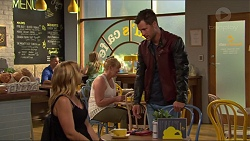 Steph Scully, Mark Brennan in Neighbours Episode 7316
