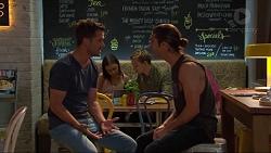 Mark Brennan, Tyler Brennan in Neighbours Episode 7318