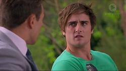 Aaron Brennan, Kyle Canning in Neighbours Episode 7318