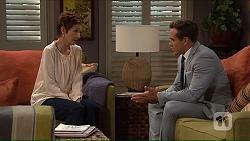 Susan Kennedy, Aaron Brennan in Neighbours Episode 7319