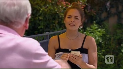 Lou Carpenter, Paige Smith in Neighbours Episode 7319