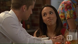 Daniel Robinson, Imogen Willis in Neighbours Episode 7319