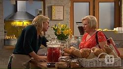 Lauren Turner, Sheila Canning in Neighbours Episode 7319