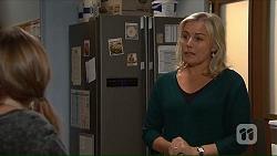 Piper Willis, Lauren Turner in Neighbours Episode 7319