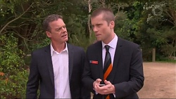 Paul Robinson, Daniel Robinson in Neighbours Episode 7320