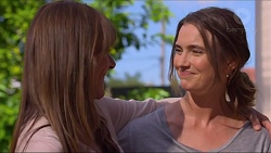 Nina Williams, Amy Williams in Neighbours Episode 7321