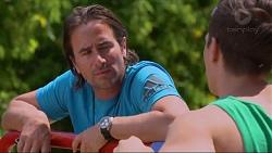 Brad Willis, Josh Willis in Neighbours Episode 7321