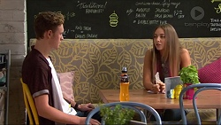 Brodie Chaswick, Piper Willis in Neighbours Episode 7322