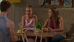 Brodie Chaswick, Xanthe Canning, Piper Willis in Neighbours Episode 7322