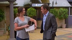 Amy Williams, Paul Robinson in Neighbours Episode 7322
