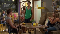 Brodie Chaswick, Josh Willis, Piper Willis in Neighbours Episode 7322