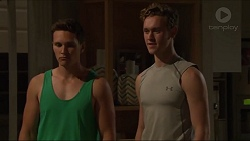 Josh Willis, Brodie Chaswick in Neighbours Episode 7322