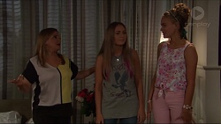 Terese Willis, Piper Willis, Xanthe Canning in Neighbours Episode 7322