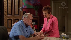 Doug Willis, Susan Kennedy in Neighbours Episode 7323