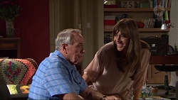 Doug Willis, Nina Williams in Neighbours Episode 7323