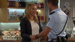 Steph Scully, Mark Brennan in Neighbours Episode 7324