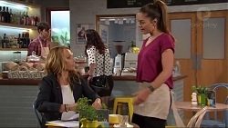Steph Scully, Paige Novak in Neighbours Episode 7324