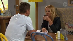 Mark Brennan, Steph Scully in Neighbours Episode 7324