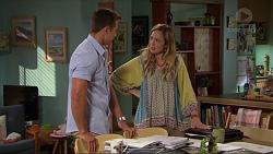 Aaron Brennan, Sonya Rebecchi in Neighbours Episode 7325