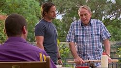 Toadie Rebecchi, Brad Willis, Doug Willis in Neighbours Episode 7325