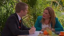 Daniel Robinson, Terese Willis in Neighbours Episode 7325