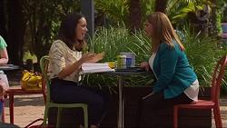 Imogen Willis, Terese Willis in Neighbours Episode 7325
