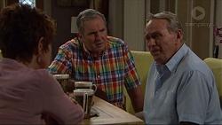 Susan Kennedy, Karl Kennedy, Doug Willis in Neighbours Episode 7327