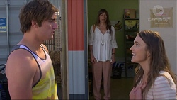 Kyle Canning, Nina Williams, Amy Williams in Neighbours Episode 7327