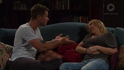 Mark Brennan, Steph Scully in Neighbours Episode 7327