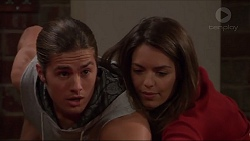 Tyler Brennan, Paige Smith in Neighbours Episode 7327