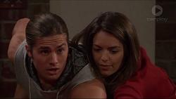 Tyler Brennan, Paige Novak in Neighbours Episode 7327
