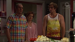 Karl Kennedy, Susan Kennedy, Kyle Canning in Neighbours Episode 7327