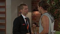 Daniel Robinson, Tyler Brennan in Neighbours Episode 7327